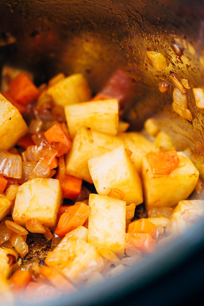 Luxurious Turkish Lentil Soup Recipe Little Spice Jar
