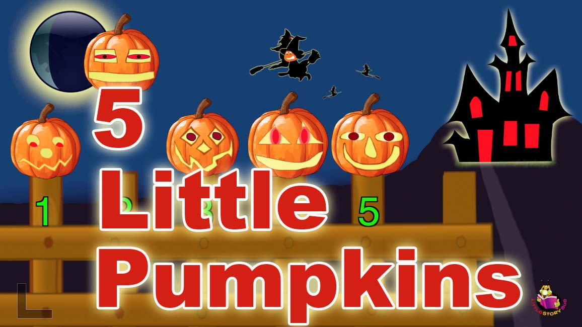 Check out our 5 Little Pumpkins video!