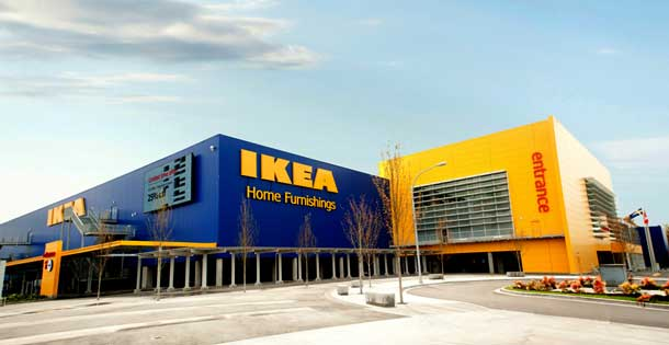 Ikea Near Chicago You May Not Know But Your Favorite Clothing Store Might Be