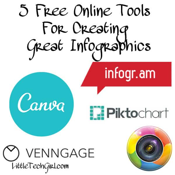 5 Free Online Tools For Creating Great Infographics