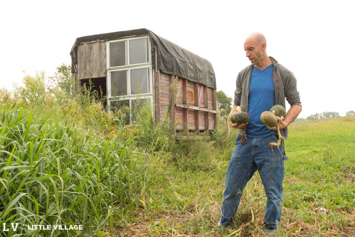 Sustainable Farmer A Local Conflict Over Sustainable Farming And Zoning Goes Viral
