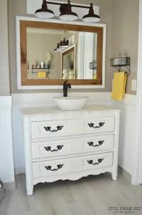 Using Dresser As Bathroom Vanity ~ BestDressers 2017
