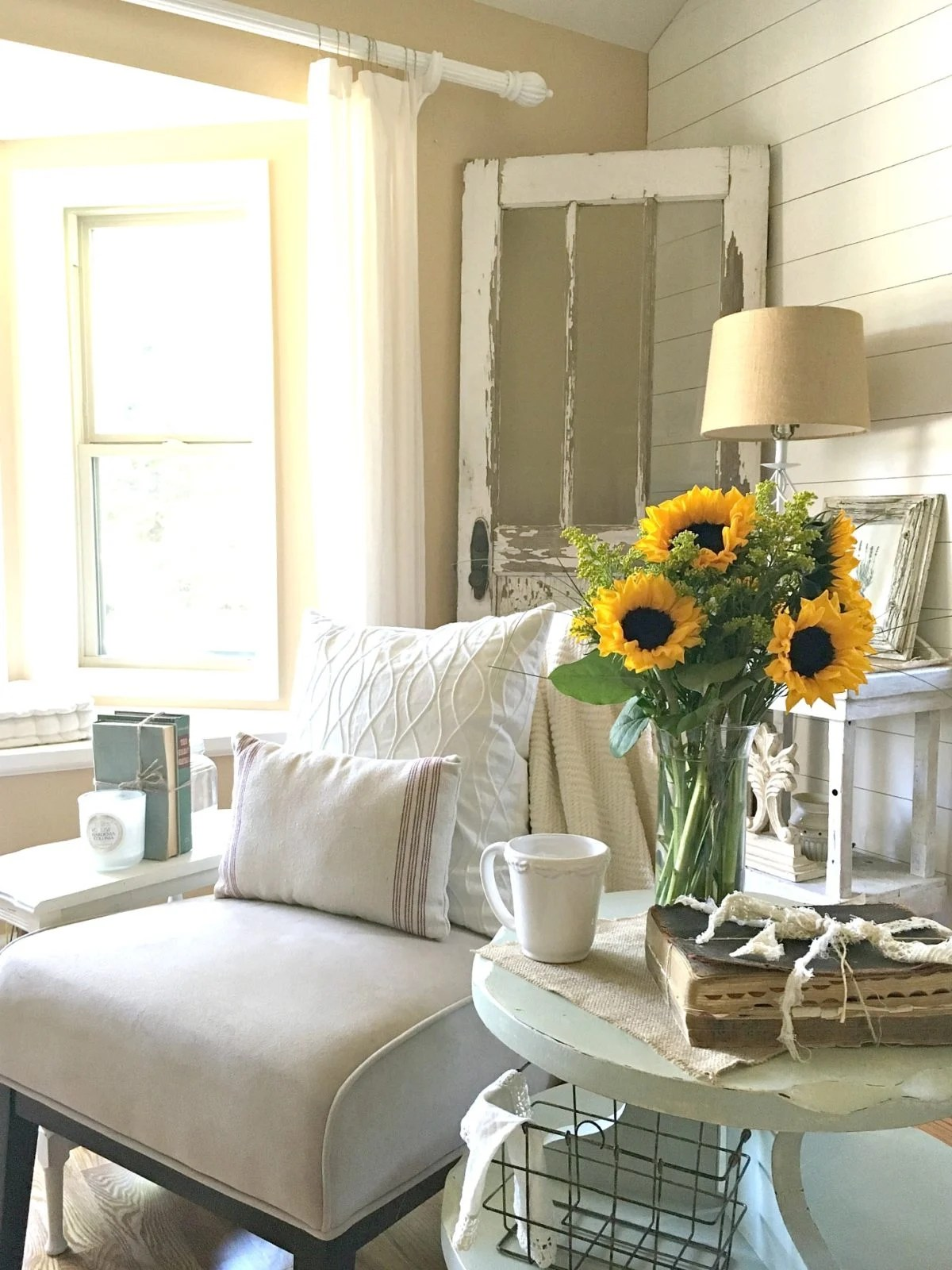 Style Vintage Deco How I Transitioned To Farmhouse Style Little Vintage Nest