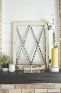 4 Ways to Decorate with Old Windows