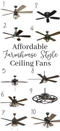 Farmhouse Ceiling Fan 60 Inch - Ceiling Fans Ideas