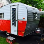 """1965 Arrow """"Little Chief"""" Camper For Sale"""