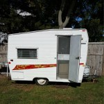 1965 Shasta Compact For Sale
