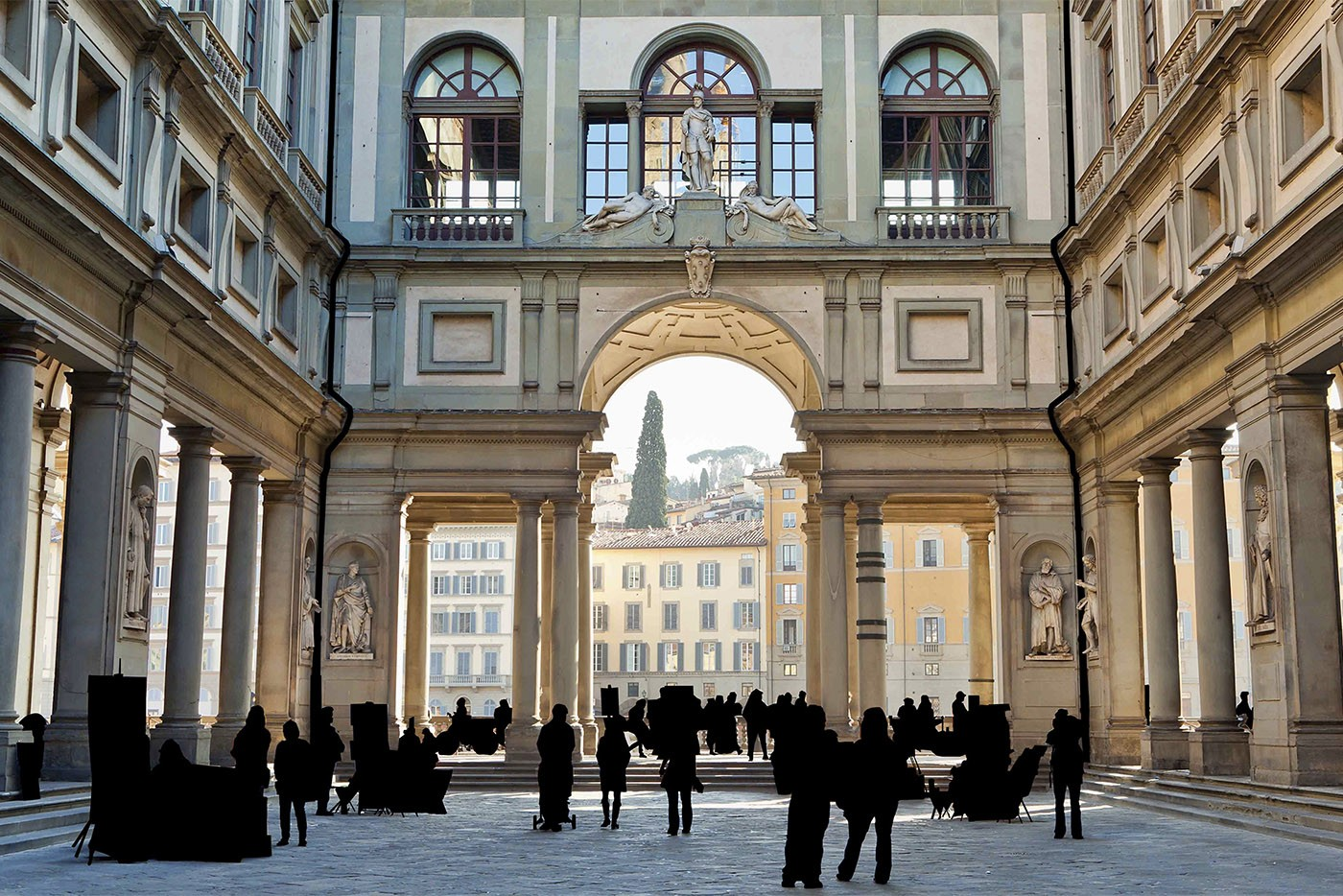 Galerie Des Offices Florence Réservation Un Week End à Florence Le City Guide Little Weekends