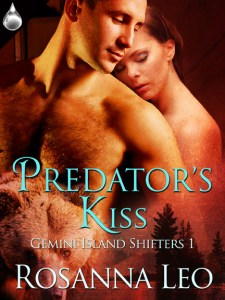 Predator's Kiss Cover