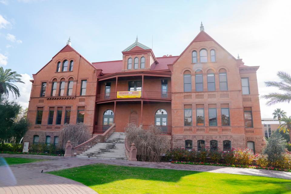 Campus Student Asu Now Access Excellence Impact