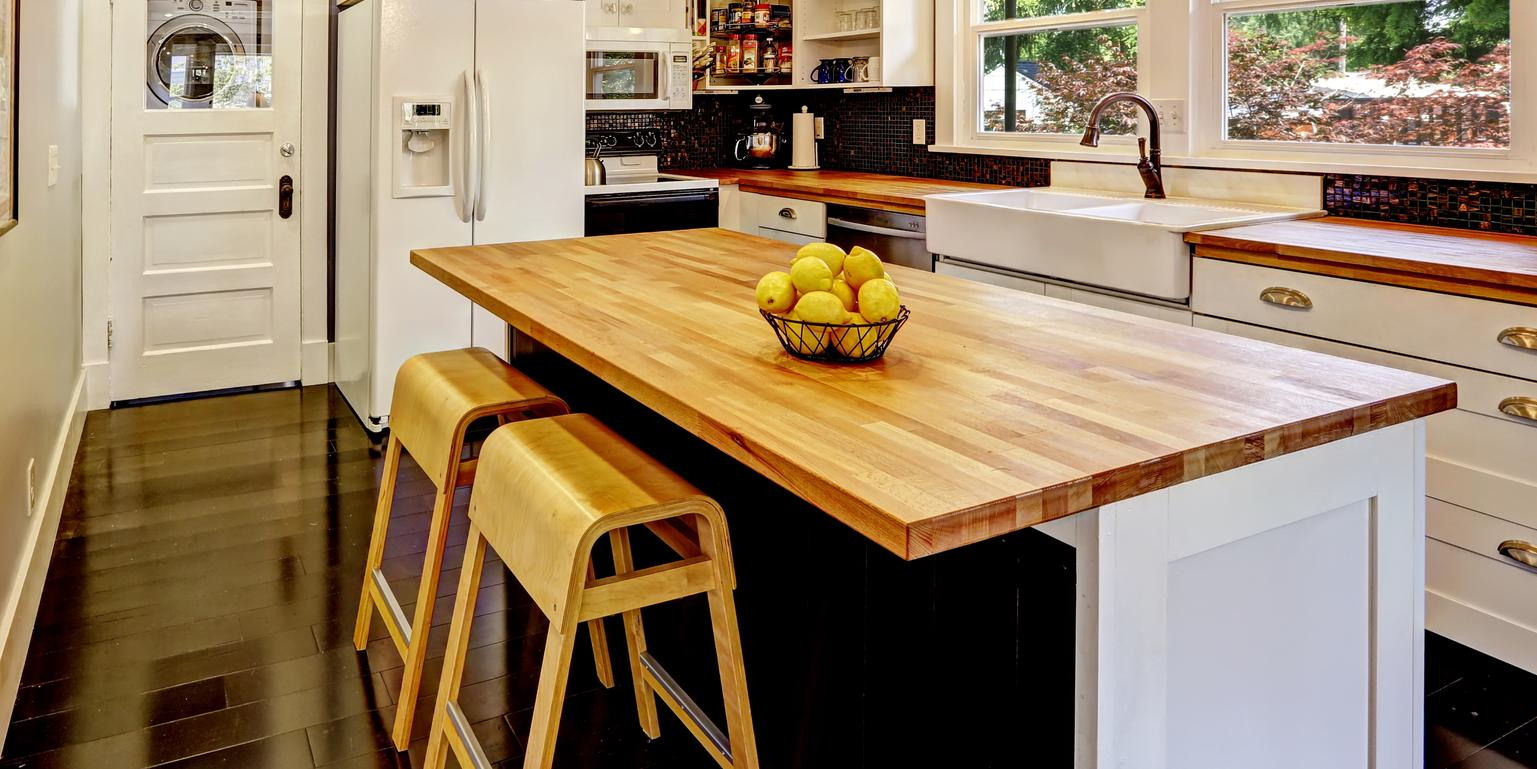 What Are The Pros Cons Of Butcher Block Countertops Huber Lumber Co