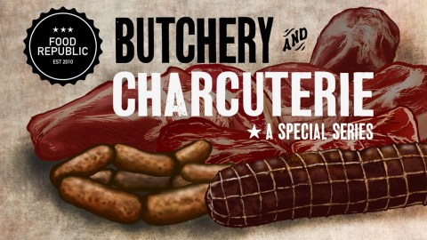 We're Getting Serious About Butchery And Charcuterie On Food Republic