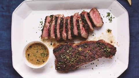 french steak au poivre recipe