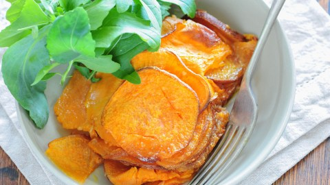 difference between yams and sweet potatoes