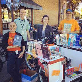 Berkeley Public Library on Wheels