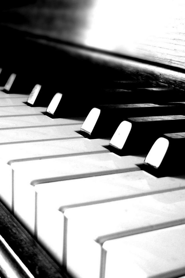 Iphone Ios 4 Wallpaper Piano Music Iphone 4s Wallpapers Free 640x960 Hd Mobile