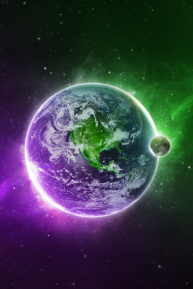 Super Hd Wallpapers Abstract Earth Ipod Touch Wallpaper Background And Theme