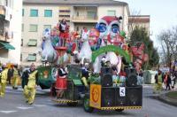 Carnevale 2017, sfilata dei carri a Marghera: una ...