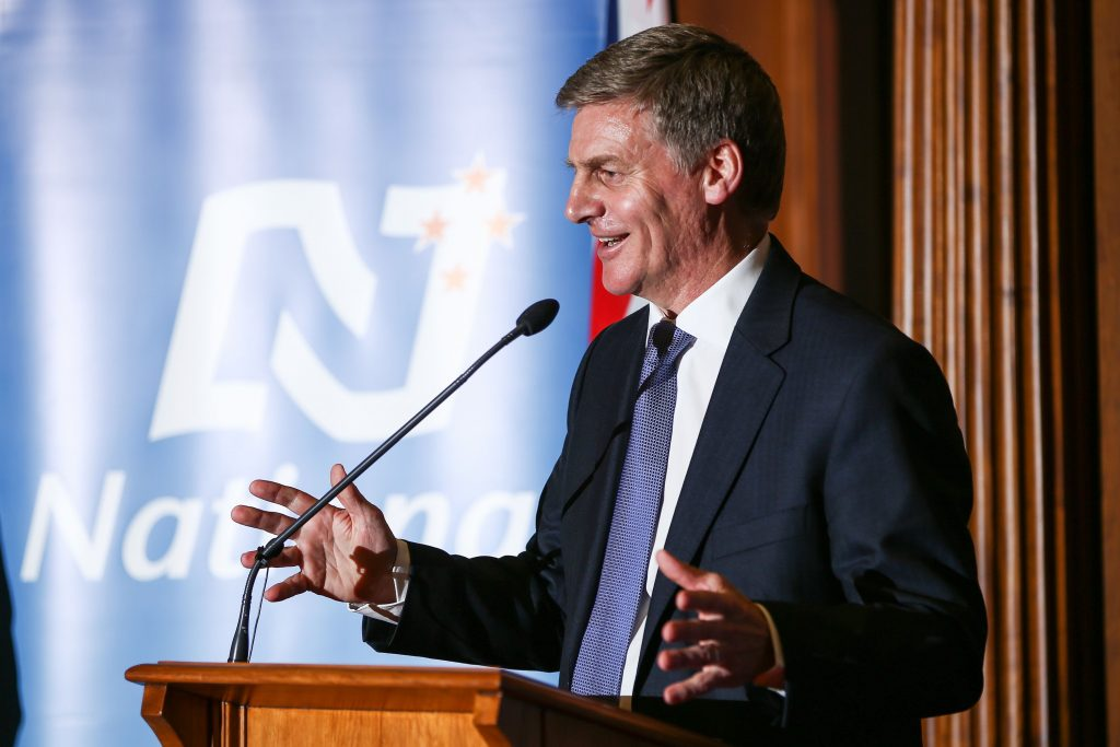 Bill English Named As New Zealand Prime Minister First