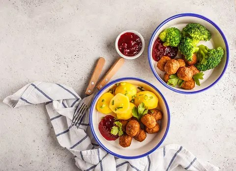 Ikea Release Its Famous Meatball Recipe With Iconic Creamy Sauce