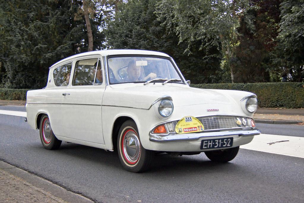 ford anglia 106e 1965