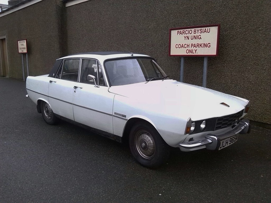 Rover P6 Rover P6 2000 Tc Another Spot From My Dad A Smart Looking Flickr