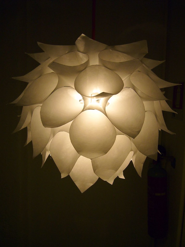 Paper Light Shades Paper Light Shades Design By Maiken Kasdorf In