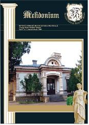 Revista Melidonium numărul I