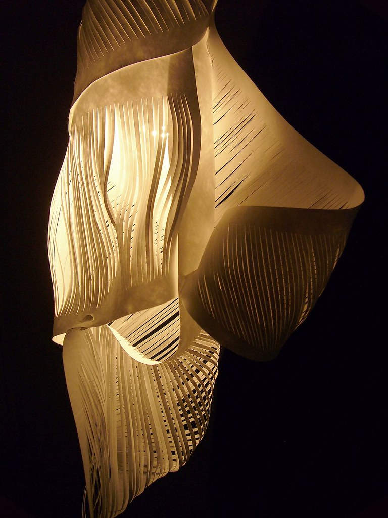 Paper Light Shades Paper Light Shades Design By Tomoyo Kawata In