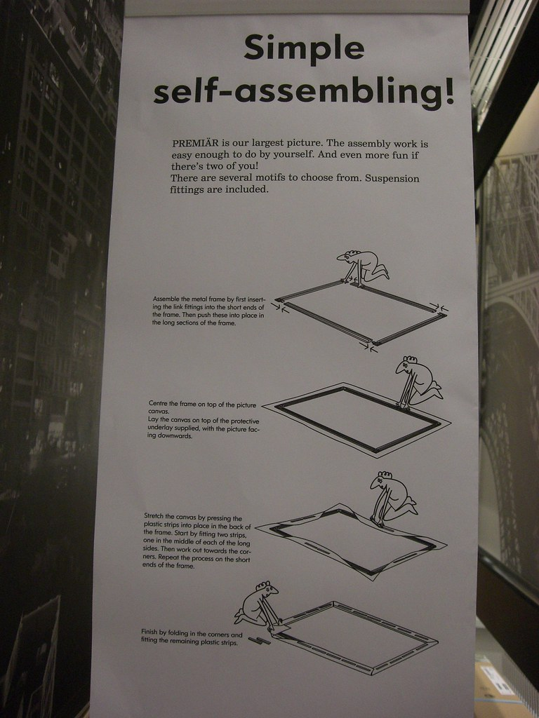 New York Poster Ikea Ikea Canvas Instructions Ikea Instructions Christoph