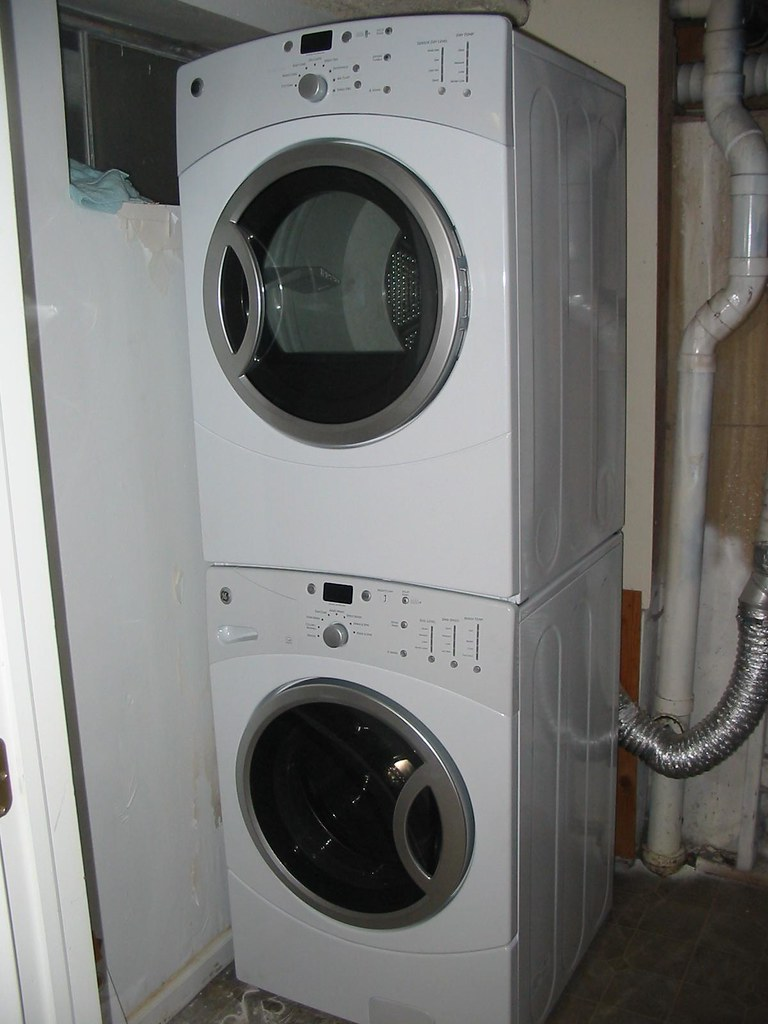 New Washer And Dryer Washer Dryer New Washer And Dryer Mrwynd Flickr