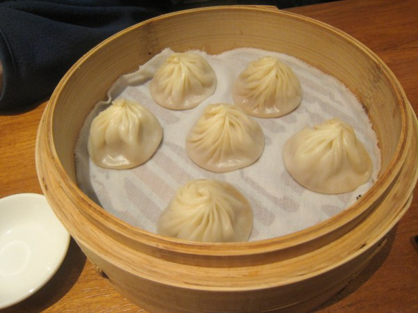 Xiao Long Bao is one of Shanghai's finest cuisines. Source: Flickr