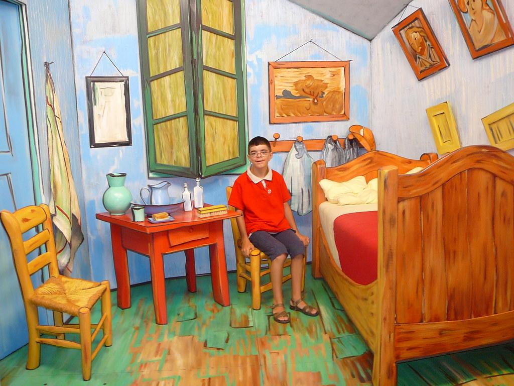 La Camera Da Letto Van Gogh Wikipedia | Stanza D Albergo Dipinto