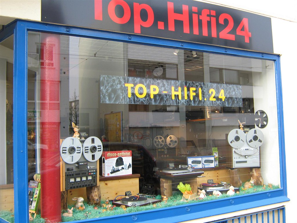 Hifi Shop 24 Top Hifi24 Shop From Top Hifi24 In Bremen Germany Top Hifi Flickr