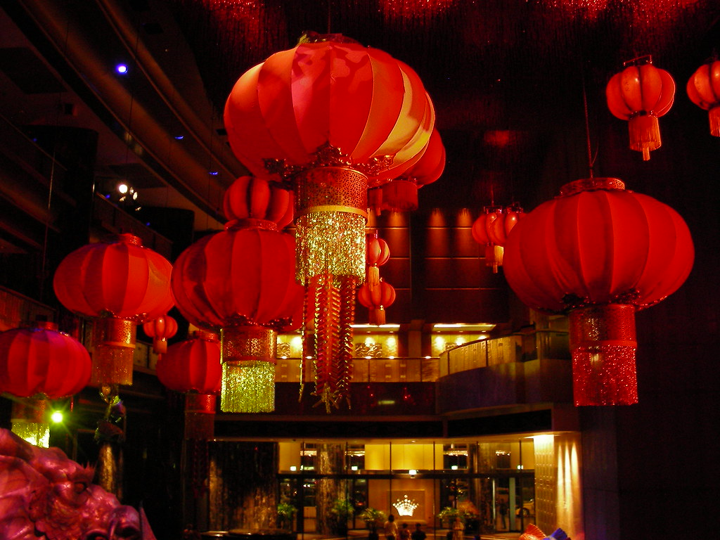 Paper Lanterns Melbourne Chinese Lanterns Crown Casino Decorations Melbourne Doug