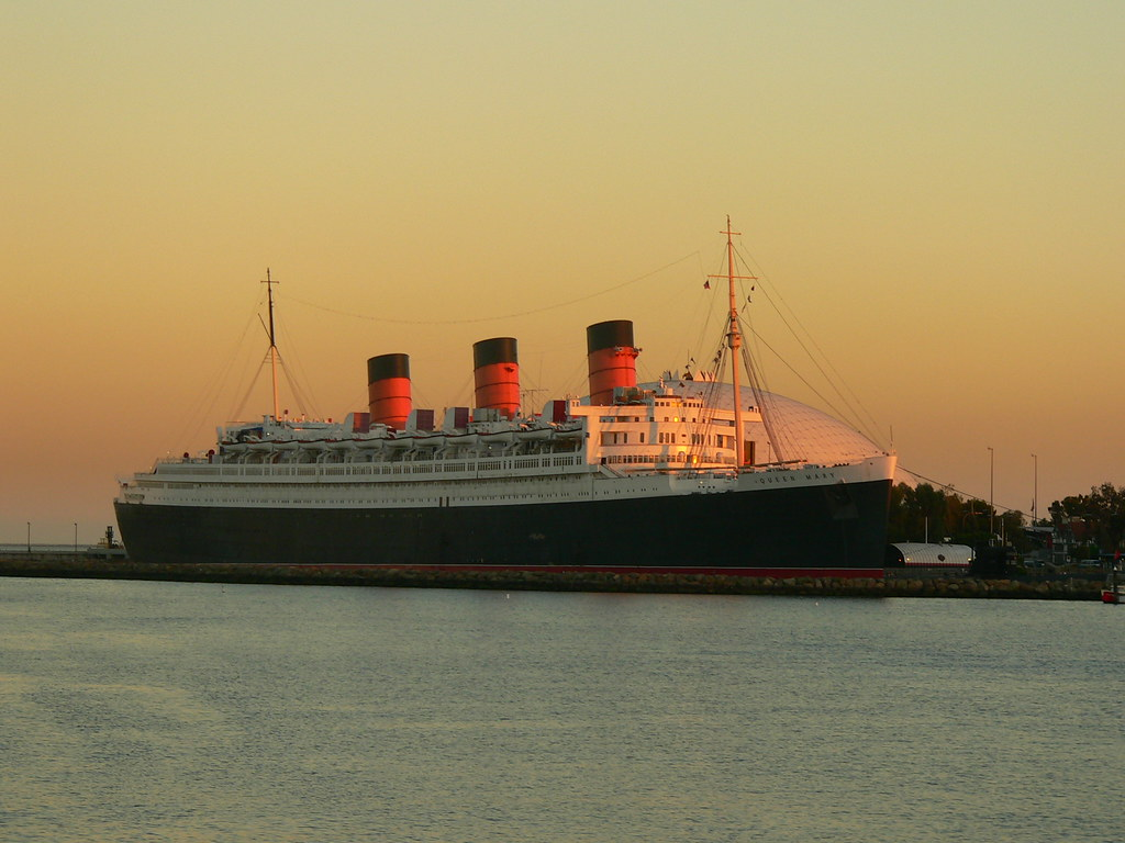 The Queen Mary My Home For 4 Nights Alkan De Beaumont Chaglar Flickr
