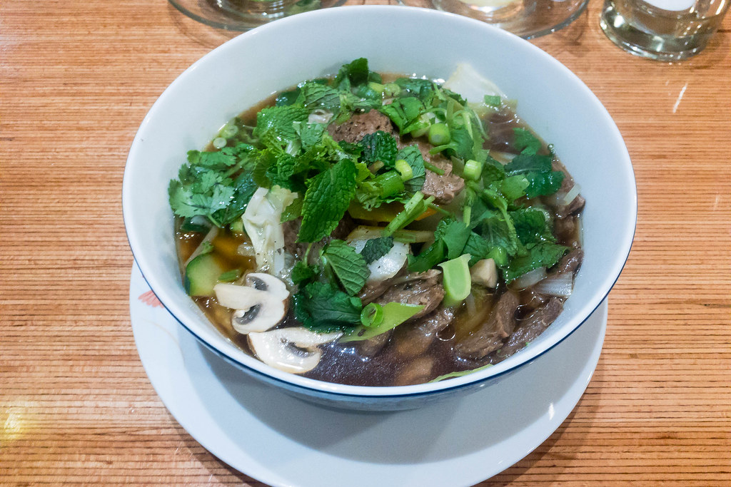 Pho Suppe Kalorien Vegane Pho-suppe | Marco Verch Is A Professional Photograp