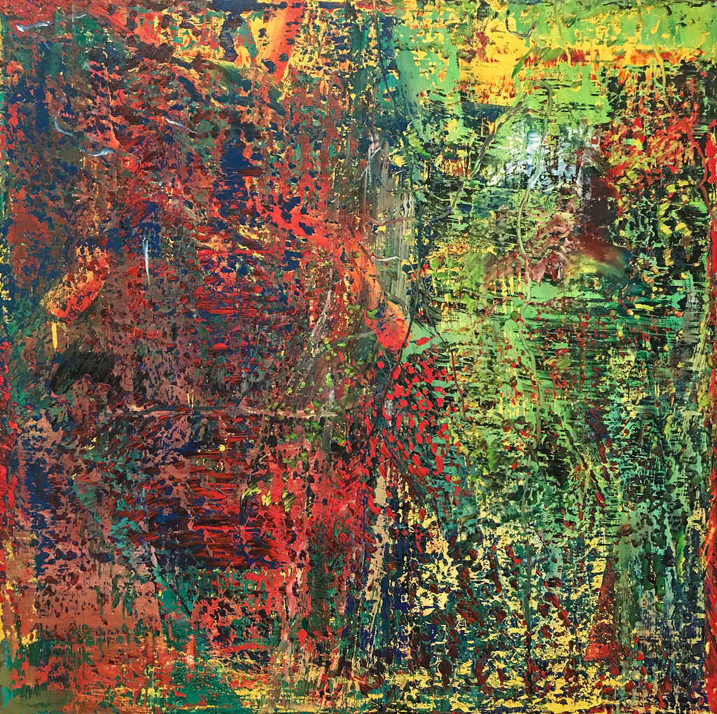 Gerhard Richter Abstraktes Bild 1987 11 20 17 Sfmoma Flickr