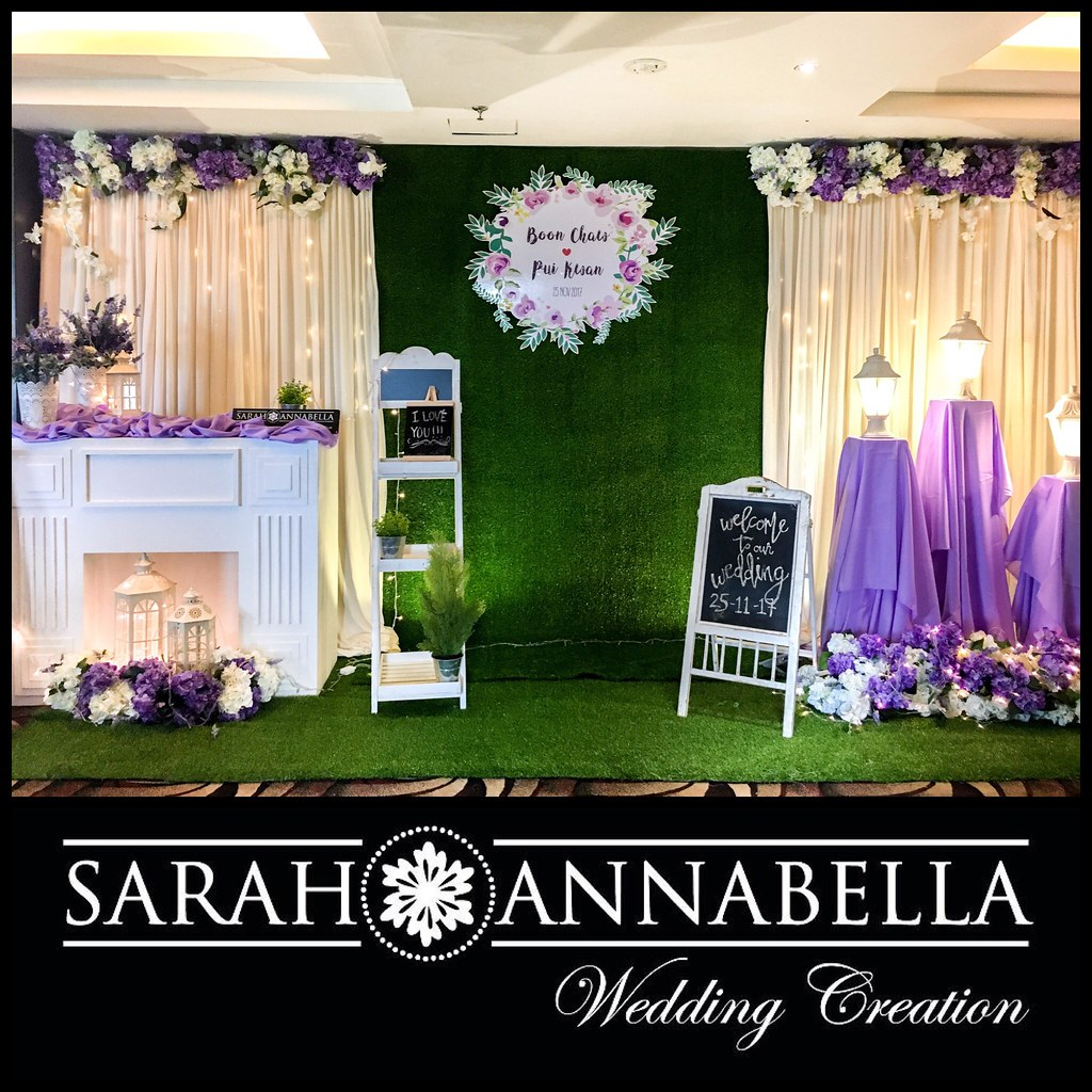 Decor Photobooth Sarahannabella Wedding Ipoh Weddingplanner Weddingdec Flickr