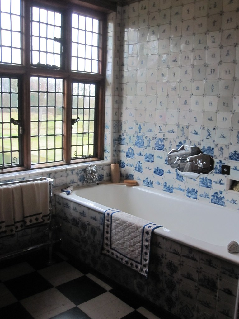 Art Deco Bathroom Art Deco Bathroom Art Deco Bathroom With Dutch Tiles Pack Flickr