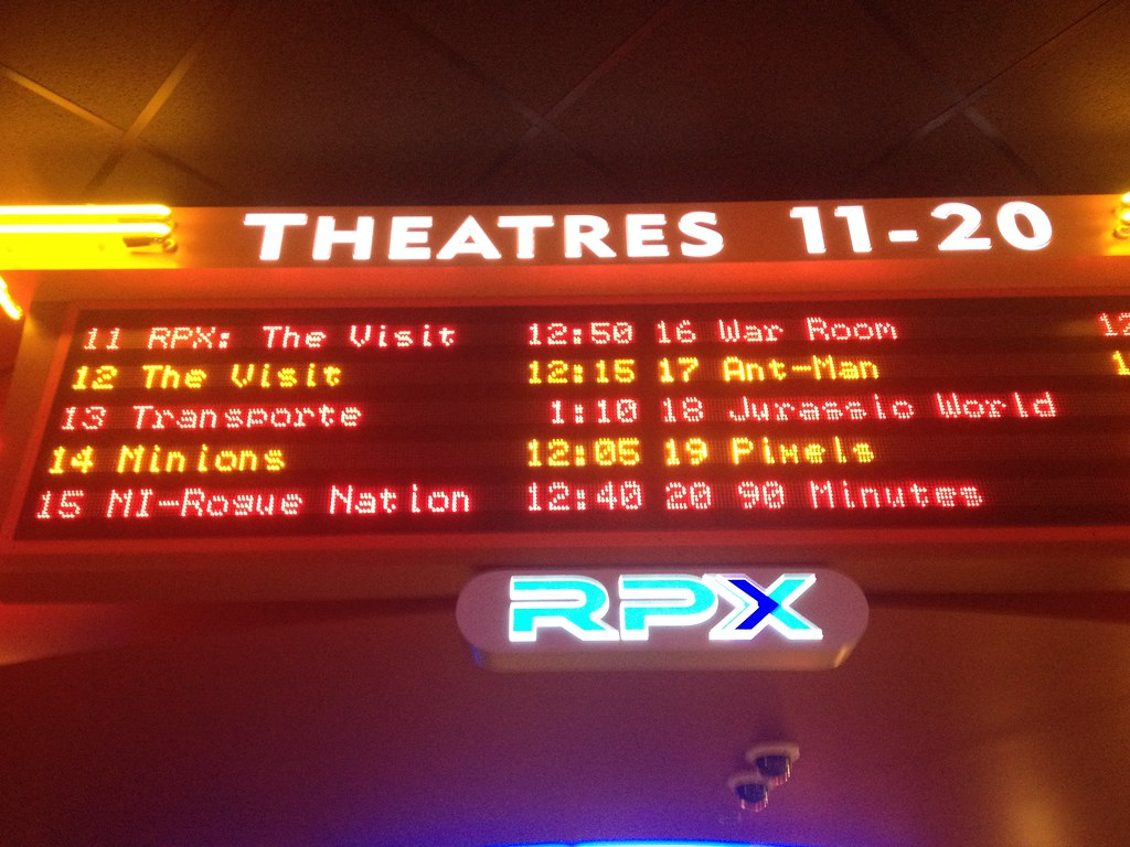 Glasregal 40 X 20 Regal Cinemas Opry Mills 20 Imax Rpx Greenth1ng Flickr