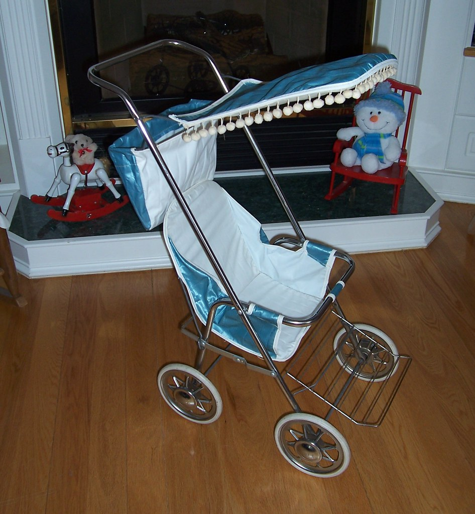 Vintage Toy Stroller Vintage Welsh Doll Stroller Sweet Little Stroller With Fri