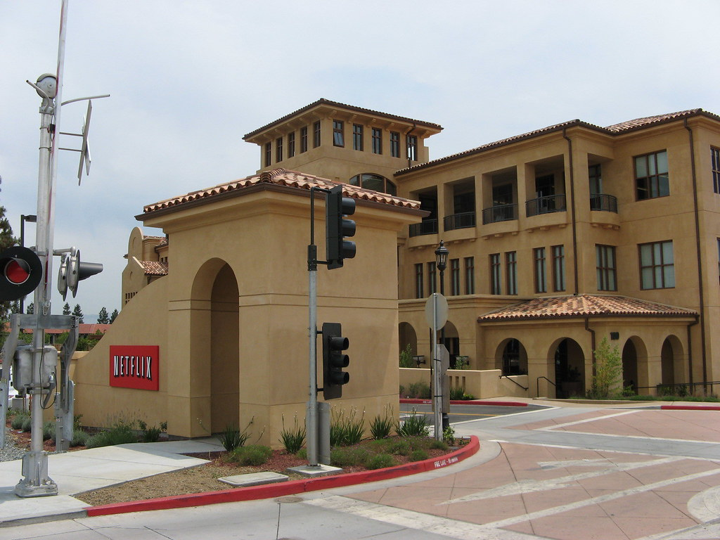 Location Office Netflix Headquarters | The New Netflix Hq Is Located Just