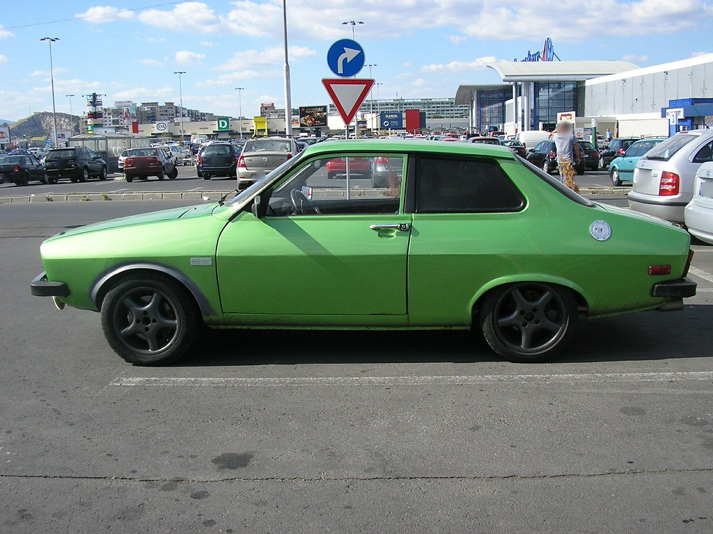 Dacia Coupe Dacia 1410 Sport Retroautok Flickr