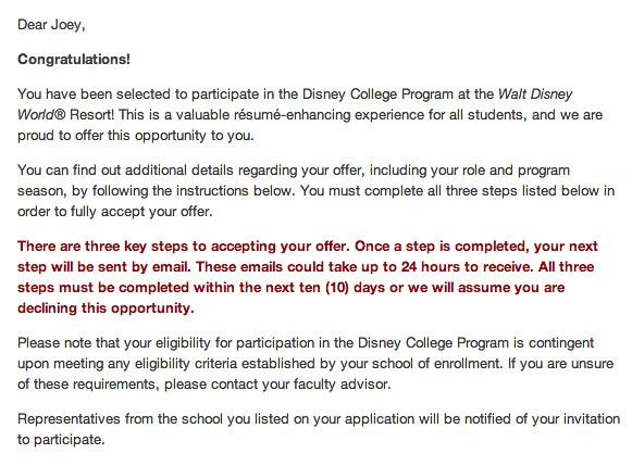 disney college program resume  resume samples for free  resume u2013 laura h han  disney