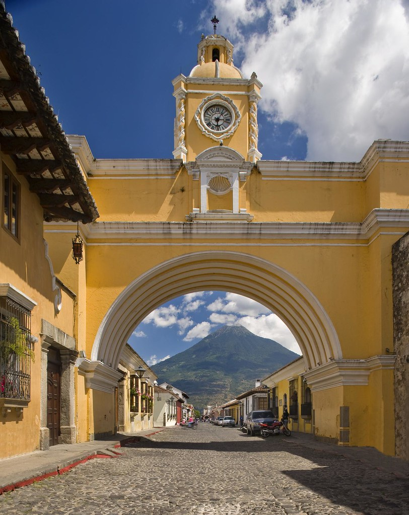 Hotel Westin Camino Real Direccion The Westin Camino Real Guatemala Arch Street In Antigua G Flickr
