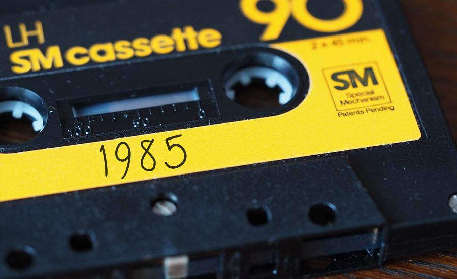 Top 10 Rock Songs of 1985