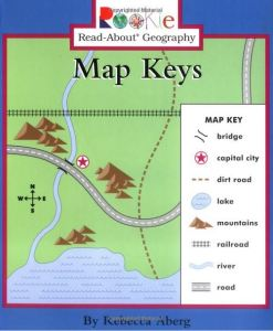 Map Keys Rookie Read about Geography