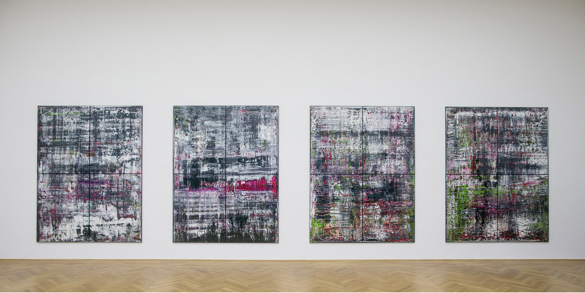Abstrakte Bilder Gerhard Richter Auction Talk Germany With Changing Vision