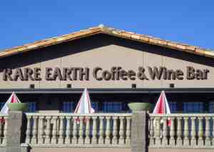 Rare Earth Coffee and Wine Bar Scottsdale AZ Troon 85262